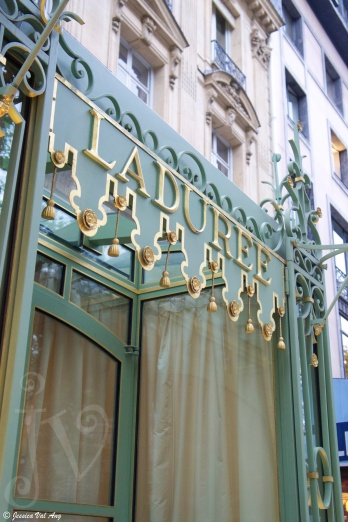 Laduree! My thing!