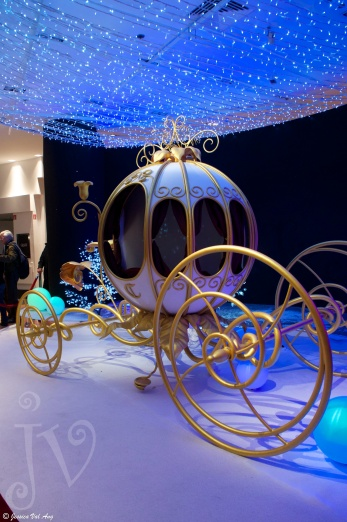 A princess carriage!