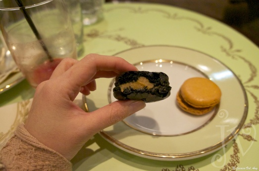 But I had to. I was at Laduree!